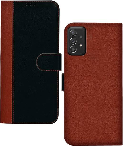 Hupshy Flip Cover for Samsung Galaxy A52