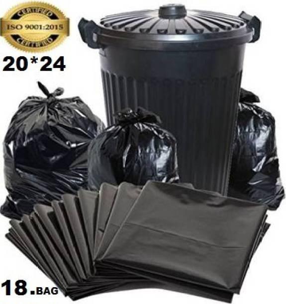 Personality plus Biodegradable Garbage Bags 20*24 inches 18 bag Medium 13 L Garbage Bag
