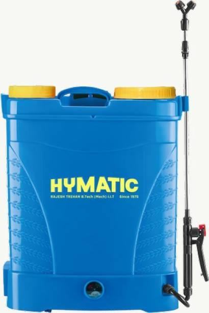 HYMATIC Battery Operated Garden/Farming Sprayer   16 L Backpack Sprayer
