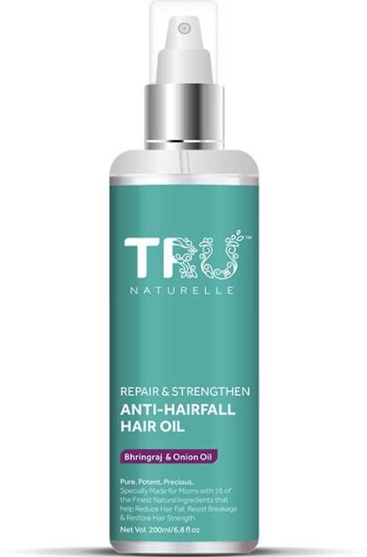 TRU NATURELLE Repair & Strengthen Anti-Hairfall  Hair Oil
