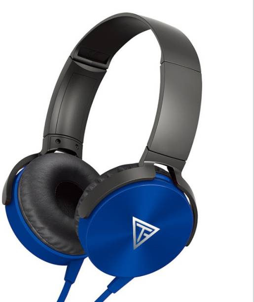 TECHFIRE MDR-XB450AP Wired Extra Bass On-Ear Headphones Wired Headset Wired Headset