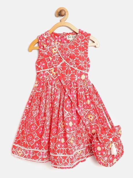 Bella Moda Girls Casual Dress Handbag