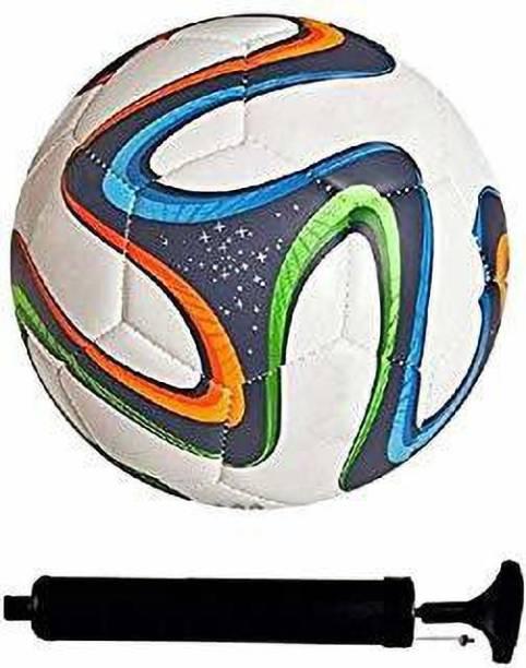 RAHICO CLUB COMBO OF FOOTBALL WITH AIR PUMP Football Kit