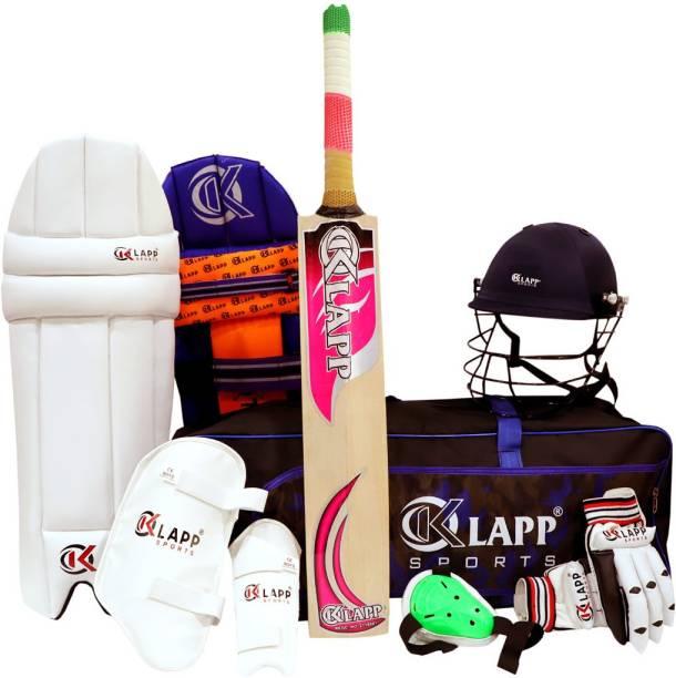 Klapp 20-20 Cricket Kit SIZE-4 (K.W.) Cricket Kit