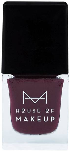 HOUSE OF MAKEUP Nail Lacquer - Saucy Blackcurrant Saucy Blackcurrant