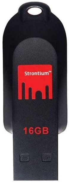 Strontium POLLEX FLASH DRIVE 16 GB Pen Drive