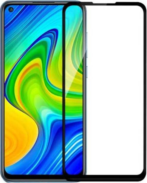 EASYKARTZ Tempered Glass Guard for Mi Redmi Note 9