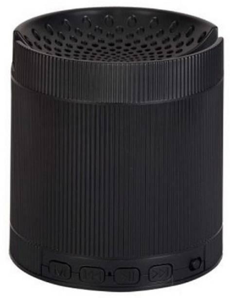 Creative Dizayn XQ3 Portable Wireless Mobile Stand Bluetooth Speaker-BLACK 3 W Bluetooth Speaker