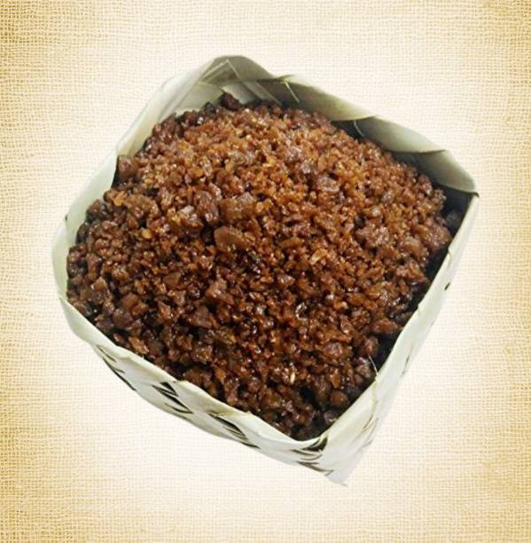 Shivanya Mart Udankudi Palm Jaggery Sugar | Panam Kalkandu | Original Panakarkandu | Nayam Panakarkandu | Pure Palm Jaggery Sugar - 500 Gram Sugar