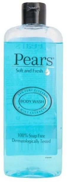 Pears Soft And Fresh Body Wash 250 ml