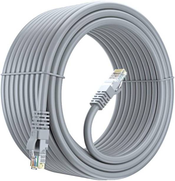 Sadow High Speed 10 Meter CAT-6 Network RJ45 Ethernet Patch Cord 10 m LAN Cable