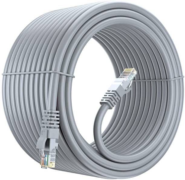 Sadow High Speed 15 Meter CAT-6 Network RJ45 Ethernet Patch Cord 15 m LAN Cable
