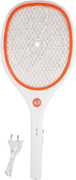 Azacus High Range Mosquito Racket/Bat with Torch with Wire Electric Insect Killer
