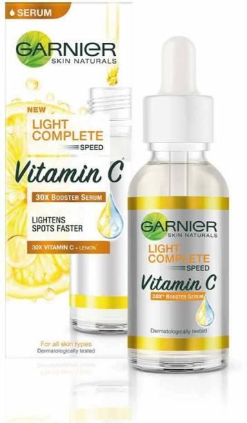 GARNIER Light Complete VITAMIN C Booster Face Serum 30 ml