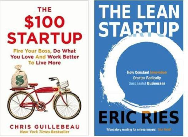 The $100 Startup + The Lean Start Up