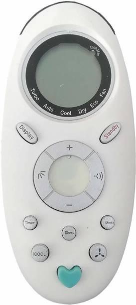 ZEDDY AC Remote Compatible for  DISPLAY Air Conditioner ONIDA Remote Controller