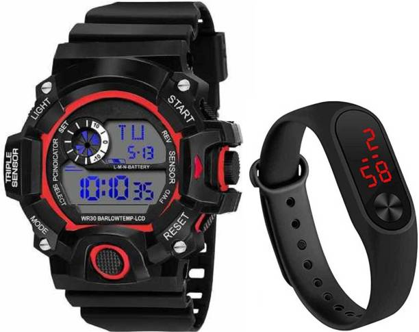 SSA Digital Watch  - For Men