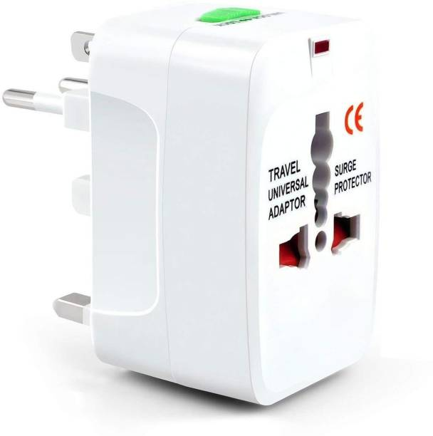 Right Gear Universal World Wide Travel Charger Adapter Plug Worldwide Adaptor