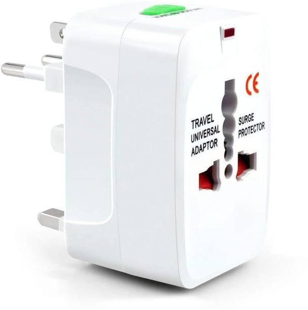 Gadget Hero's Universal World Wide Travel Charger Adapter Plug Worldwide Adaptor