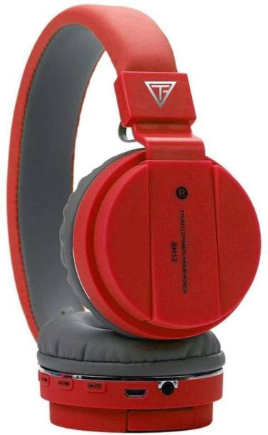 TECHFIRE SH 12 RED MP4 Player