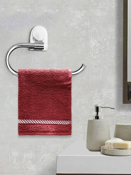 TRIDENT Cotton 380 GSM Face Towel