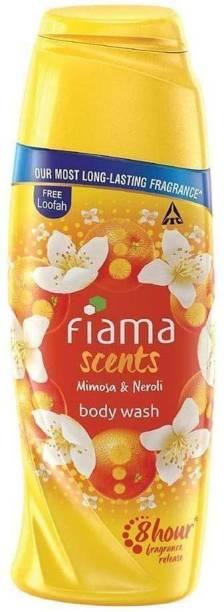FIAMA Scents Mimosa & Neroli Body Wash 100ML
