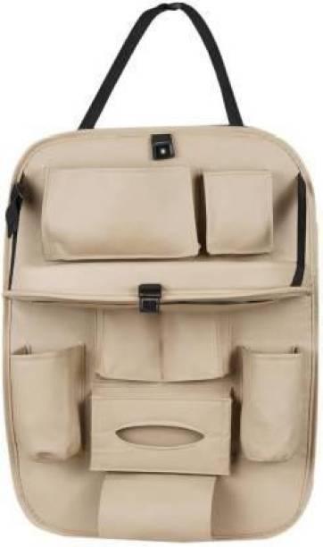 LKT L K TECH Car Back Seat Organizer Storage Bag & Bin Car Multi Pocket Car Multi Pocket