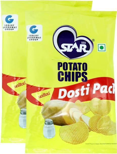 Star Salted Potato Chips