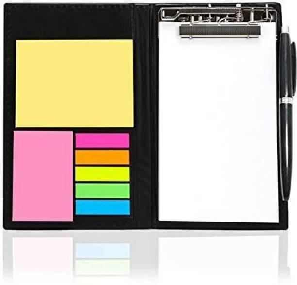 Profiline Note pad/memo Note Book 50 Sheets Note pad/memo Note Book, 6 Colors