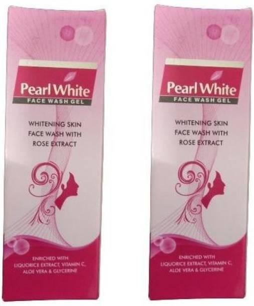 ZEE DRUGS PEARL WHITE  Gel (Pearl of 2) Face Wash