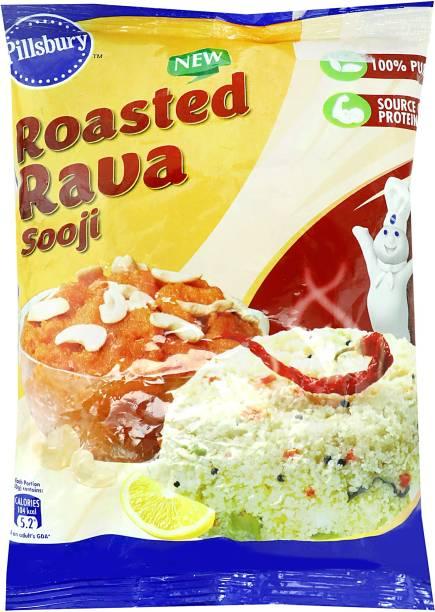 Pillsbury Roasted Rava Sooji