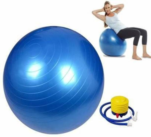 GORLERA Gym Balls for Exercise with Foot Pump Gym Ball