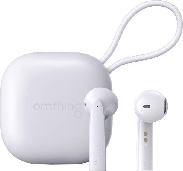 omthing By 1MORE AirFree Pods With Qualcomm 3.0 Wireless Charging Case Bluetooth Headset