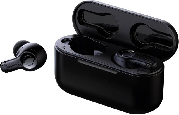 omthing By 1MORE AirFree With 4 Environmental Noise Cancellation Microphones Bluetooth Headset