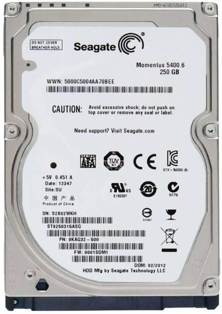 Seagate OEM 250 GB Laptop Internal Hard Disk Drive (ST9250P)
