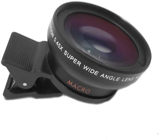 iBubble 0.45x Super Wide Angle  For Mobile Phone Camera Hd Dslr  Mobile Phone   Lens