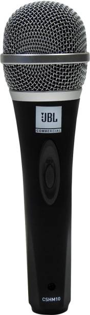 JBL Commercial CSHM10 Handheld dynamic with on/off switch Microphone