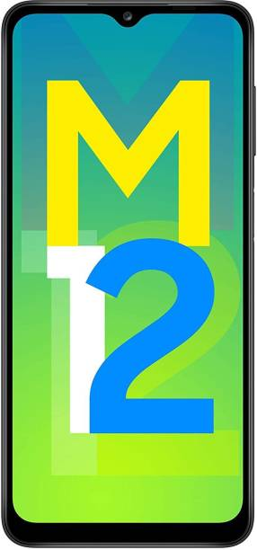 SAMSUNG Galaxy M12 (Black, 64 GB)