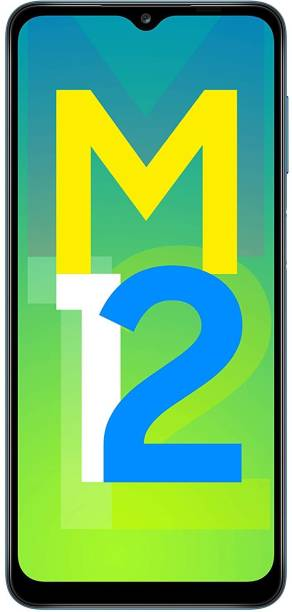 SAMSUNG Galaxy M12 (Blue, 64 GB)