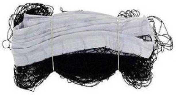 AS ENTERPRISES Nylon Volleyball Net , Court Net (Black) Volleyball Net