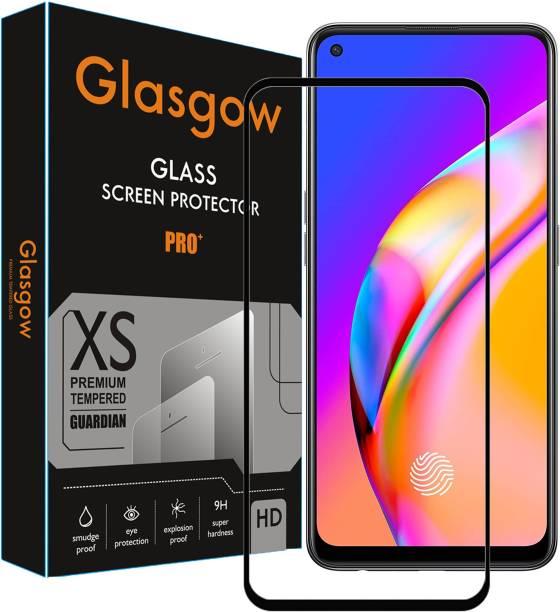 Glasgow Edge To Edge Tempered Glass for Oppo F19 Pro Plus 5G