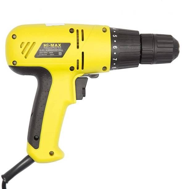 Himax IC 012 SCREWDRIVER DRILL 10MM IC-012 SCREW DRIVER Drywall Screw Gun