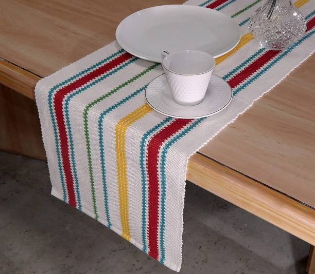 Home Colors Multicolor 182 cm Table Runner