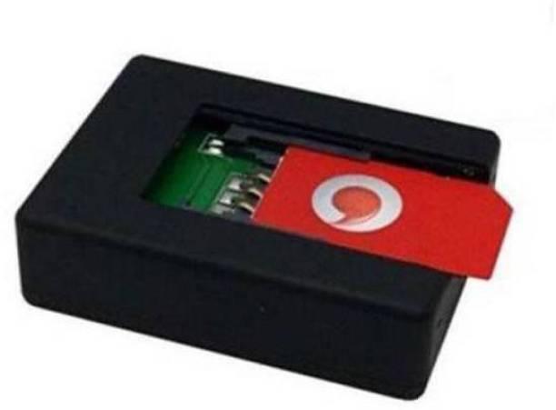 FELCRONIXS Mini A8 Sim Bug GSM/GPRS/GPS Tracker NA Voice Recorder