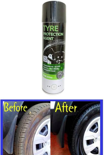 Auto Hub Tyre Protection Agent 650 ml Wheel Tire Cleaner