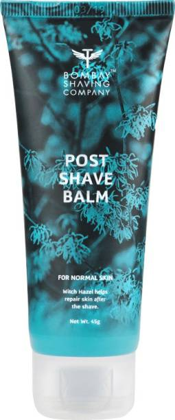 BOMBAY SHAVING COMPANY Post-Shave Balm- After Shave Lotion with Witch Hazel - Alcohol Free (45g )