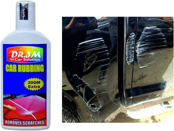 dr.3m Car & Bike Scratch Remover, use All Colours (Not for Dent & Deep Scratches)- 100gms+30gm EXTRA. Combo