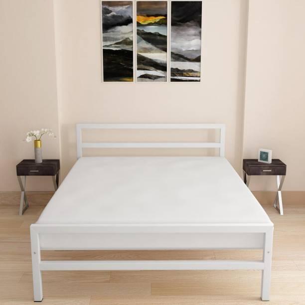 Doctor Dreams by Nilkamal Metal Queen Bed