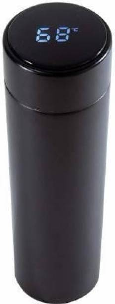 EXOTICISM Smart Vacuum Flasks Stainless Steel Water Thermal Bottle 500 ml Flask