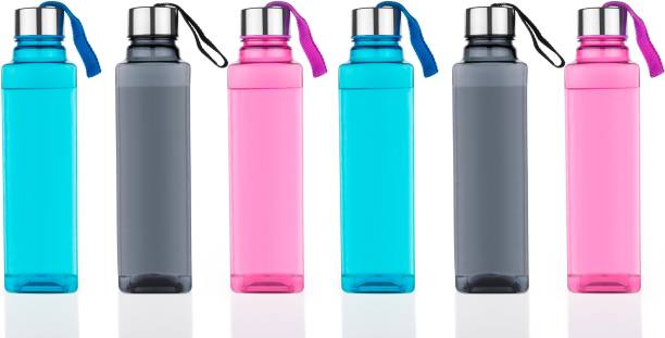PMS New Square Water Bottle 1000 ml Water Bottles